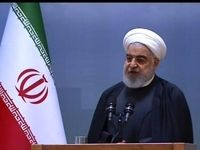 روحانی: من به عنوان نماینده مردم مساله سقوط هواپیما را دنبال میکنم +فیلم