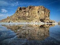ادامه روند مثبت بارش در حوضه دریاچه ارومیه