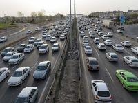 وضعیت جوی و ترافیکی شنبه شب در جادههای کشور