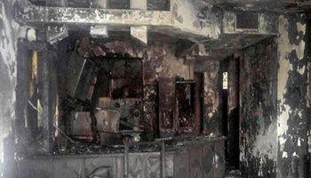 آتش سوزی مرگبار در بندرعباس