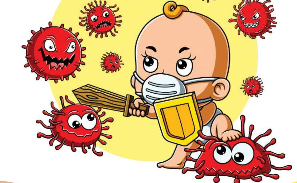 چگونه نوزادان را از کرونا محافظت کنیم؟