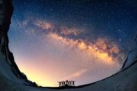 حضور هزار ستاره جوان در اطراف کهکشان راه شیری