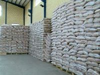 دپوی برنج در انبار بنکداران!