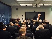 توئیت سفیر انگلیس در تهران درباره جلسه اینستکس
