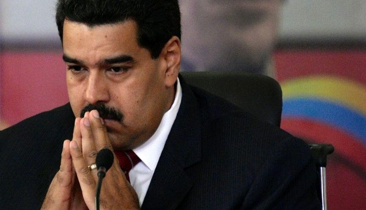 تصویری از رئیس جمهور ونزوئلا که جنجال آفرین شد