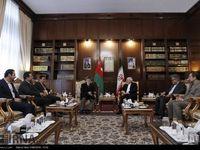 دیدار وزیران خارجه ایران و عمان در تهران