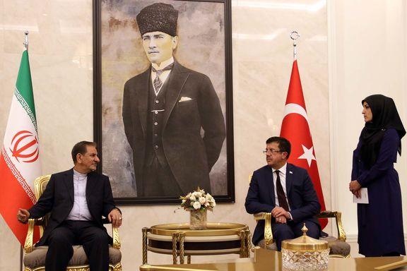 معاون اول رییس جمهور وارد ترکیه شد