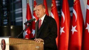 اردوغان: به اراضی سوریه چشم طمع نداریم