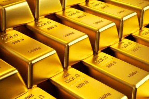قیمت طلا ٤٠هزار تومان ارزان شد