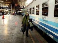 جابهجایی حدود ۴۷۰هزار نفر با قطارهای رجا تا ۵فروردین
