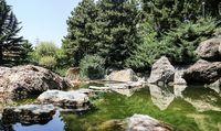 بوستان یا پارک سنگی جمشیدیه +عکس