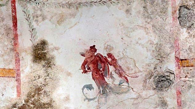 (تصاویر) کشف <a class='tagColor' href='/Tags/Archive/دالان'>دالان</a> مخفی قصر امپراتور «<a class='tagColor' href='/Tags/Archive/نرون'>نرون</a>» پس از ۲۰۰۰ سال
