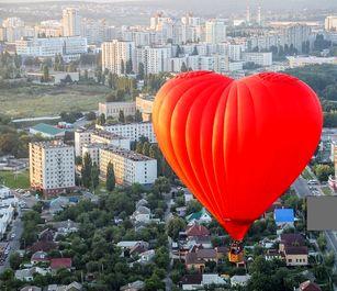 جشنواره بالونها در آسمان روسیه +عکس