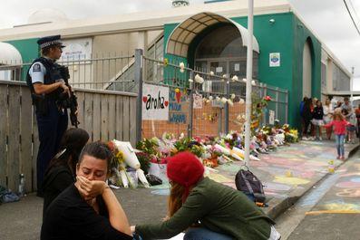 ادای احترام مسلمانان جهان به قربانیان حمله به مسجد نیوزیلند