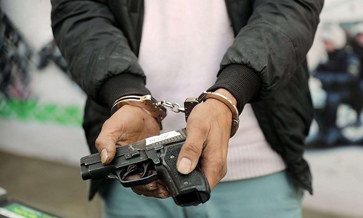 معمای سرقت مسلحانه از خانه مرد ثروتمند