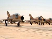 نمونه جنگندهای که امروز در اصفهان سقوط کرد +عکس