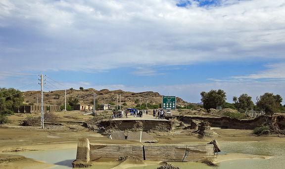۳۳۲ میلیارد تومان؛ خسارت سیل سیستان و بلوچستان
