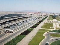سقوط یک فروند هواپیما در حوالی فرودگاه امام