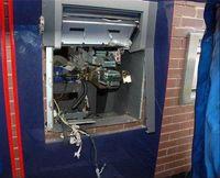 جزییات سرقت دستگاه عابر بانک در ونک