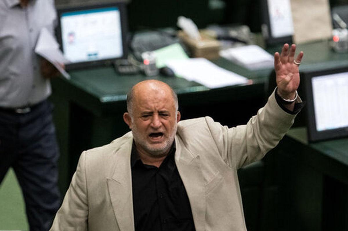 نادر قاضی پور از تهران کاندیدای مجلس شد