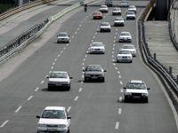 تردد در راههای کشور ۵درصد افزایش یافت