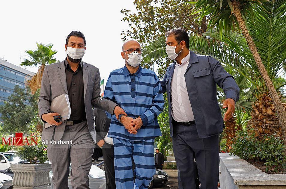 سومین دادگاه اکبر طبری
