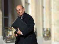 وزیر امورخارجه فرانسه به بازدید ظریف میآید