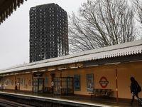 شش ماه پس از آتشسوزی برج گرنفل لندن +تصاویر