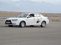 آزمایش سیستم کنترل پایداری الکترونیکی در محصولات گروه صنعتی ایران خودرو