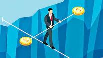 نردبان لرزان امنیت سرمایهگذاری