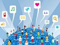 محبوبترین شبکههای اجتماعی جهان را میشناسید؟