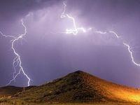 پیشبینی رگبار و رعد و برق در جنوب کشور