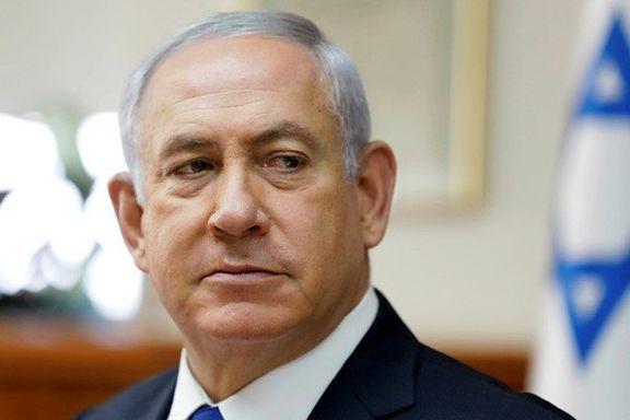 نتانیاهو: از ترامپ بابت مقابله با ایران تشکر میکنم