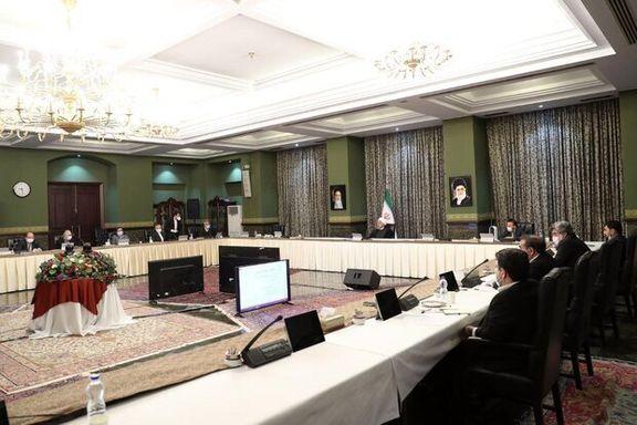 جلسه مشترک ستاد اقتصادی دولت و نمایندگان فعالان اقتصادی