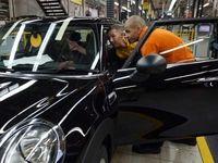 آمار تولید خودرو در انگلیس براثر برگزیت نصف شد