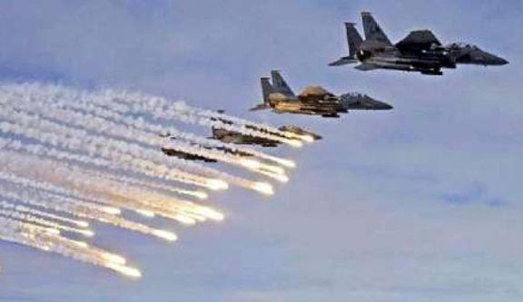 حمله جنگندههای اسرائیل به فرودگاهی در سوریه