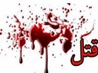 قتل در قصابی