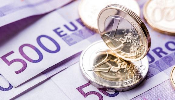 کاهش قیمت یورو