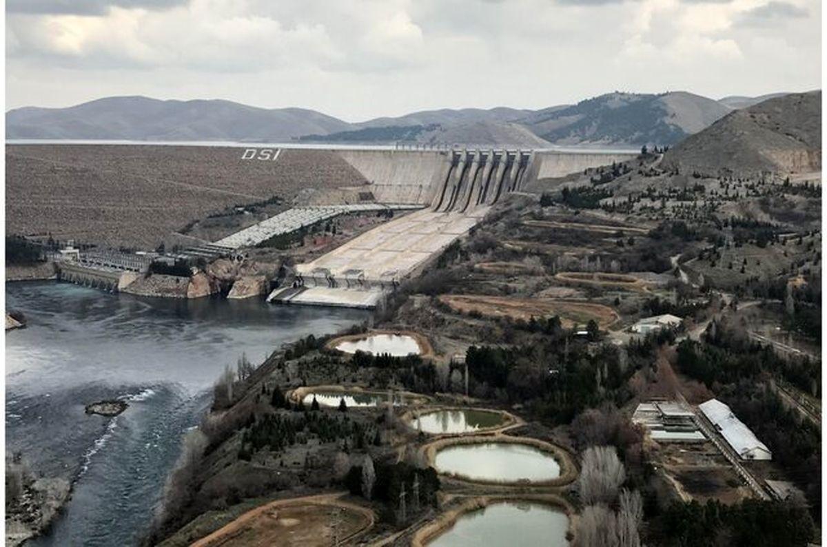 ظرفیت برق آبی ترکیه افزایش یافت