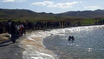 ۲نفر در شهرستان آوج بر اثر غرق شدگی جان باختند