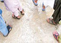 کفشهای بیشماره بچههای همتآباد