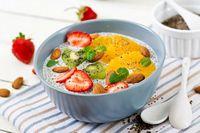 استفاده از برنامه غذایی کامل و متنوع در ایام کرونا