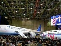 تولید هواپیمای بوئینگ۷۳۷ در چین کلید خورد