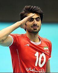 تمجید سایت فدراسیون والیبال از امیر غفور +عکس