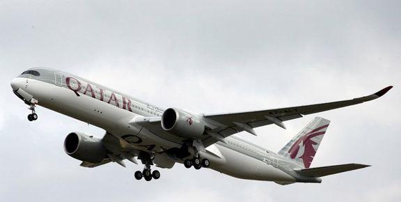 پروازهای هواپیمایی قطر به ایران ادامه دارد