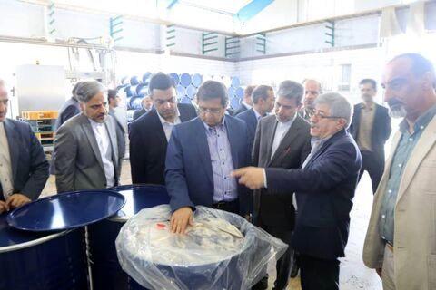 ارومیه یکی از قطبهای مهم کشاورزی و صادراتی است/ ستاد تسهیل ملی در استانها برقرار است