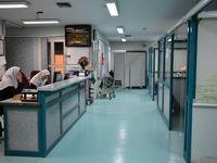 مصدومی از زلزله بامداد به مراکز درمانی منتقل نشد