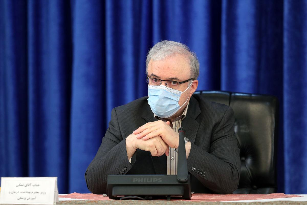 وزیر بهداشت: از دام ویروس انگلیسی گریختیم