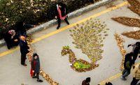 جشنواره پاییزی برگها و رنگها +تصاویر
