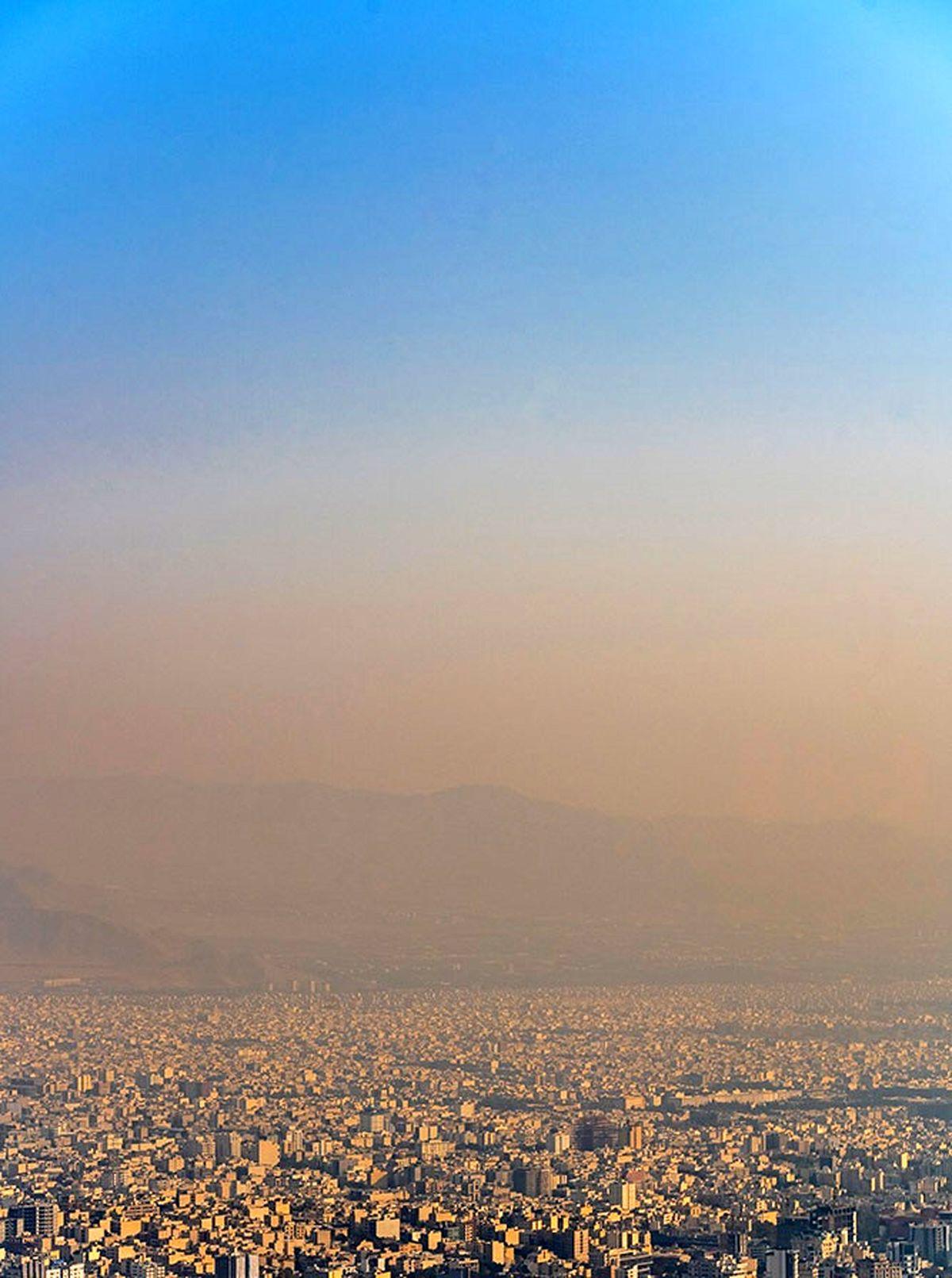 برگزاری جلسه کمیته اضطرار آلودگی هوای تهران
